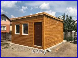 Shipping Container conversion to summer house, Office. Open to sensible offers