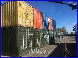 Shipping Containers 20ft & 40ft New & Used
