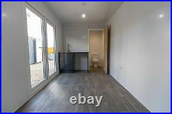 Shipping container Home/Office Air B&B Tiny House NEW Ready to ship