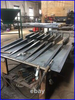 Shipping container heavy duty forklift ramp All Different Sizes Available