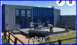Shipping container home/ garden home
