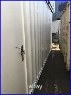 Site Office Shipping Container NEW Custom Build, Built to your required spec