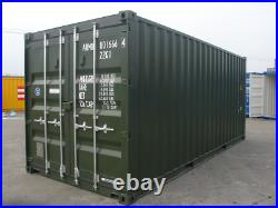 Steel Storage Container Low Cost Delivery Nationwide