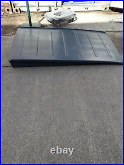 Storage Container Heavy Duty Plastic Loading Ramp