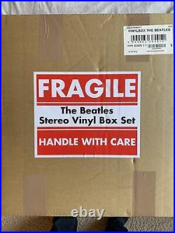 The Beatles Stereo Vinyl Box Set 2012. New, still within shipping container